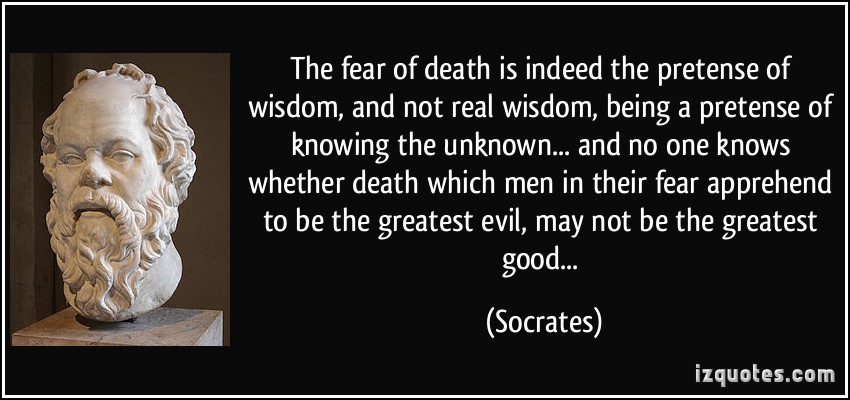 Philosophy on death