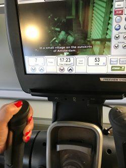 Cardio, Crosstrainer