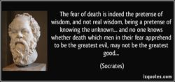 Philosophy on death