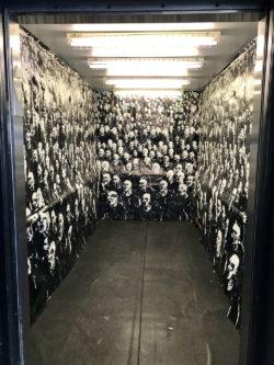 Scary lift in Torpedo centre,Alexandria
