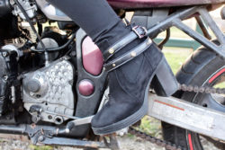 The .45 Boot JuJu Double strap