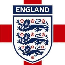 England shirt detail