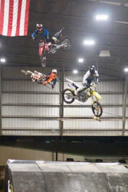 flying motorcycles