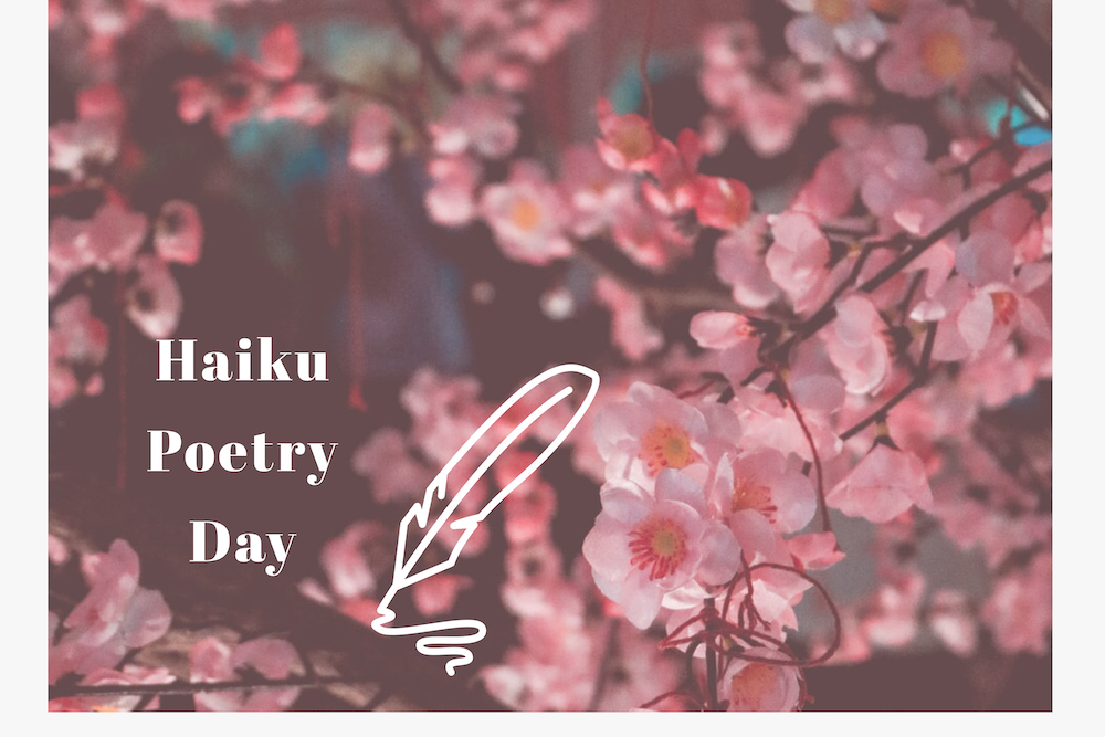 Haiku Poetry Day